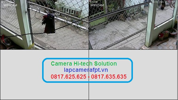 Lắp Đặt Camera Theo Dõi Quận 6