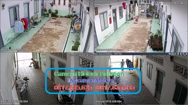 Lắp Đặt Camera Chống Trộm Quận 2