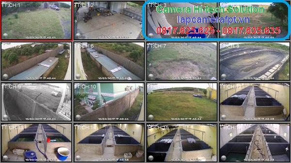 Lắp Đặt Camera Chống Trộm Quận 7