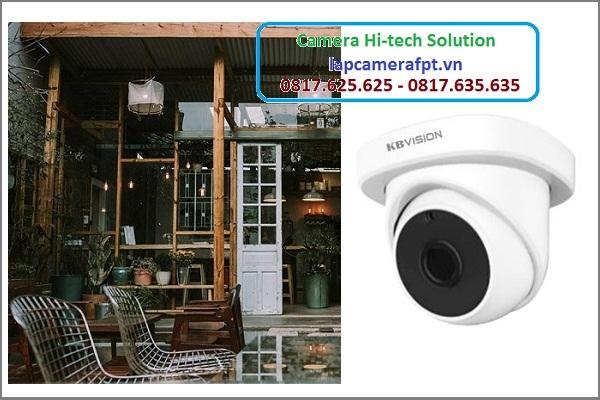 Lắp đặt camera chống trộm tại quận 11