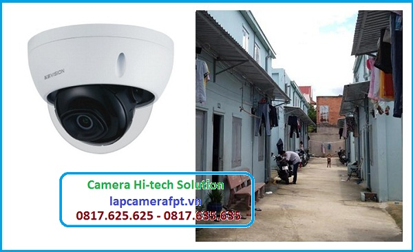 Lắp đặt camera giám sát ở quận 7