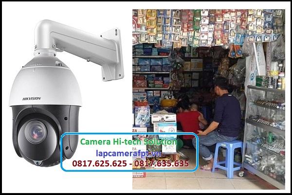 Lắp đặt camera giám sát ở quận 9