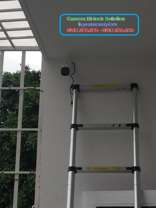 Lắp đặt camera quan sát ở quận Bình Tân