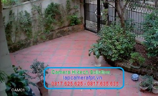 Lắp Đặt Camera Chống Trộm Quận Thủ Đức