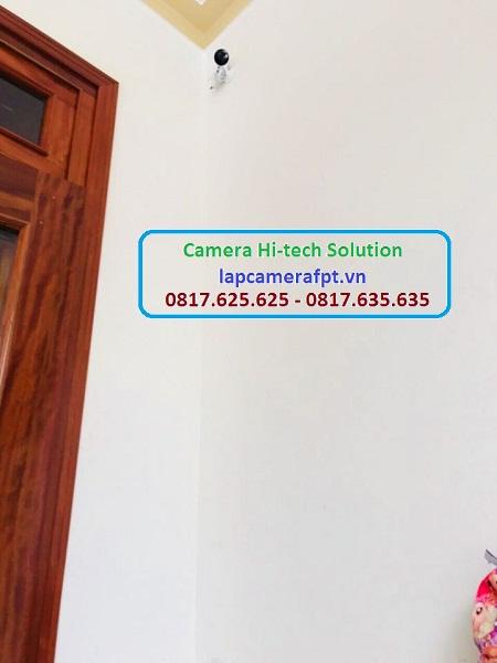 Lắp đặt camera ở quận Tân Bình