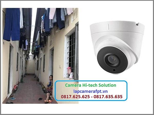 Lắp đặt camera chống trộm ở Tân Bình