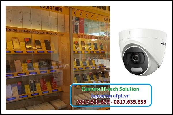 Lắp đặt camera chống trộm Tân Uyên