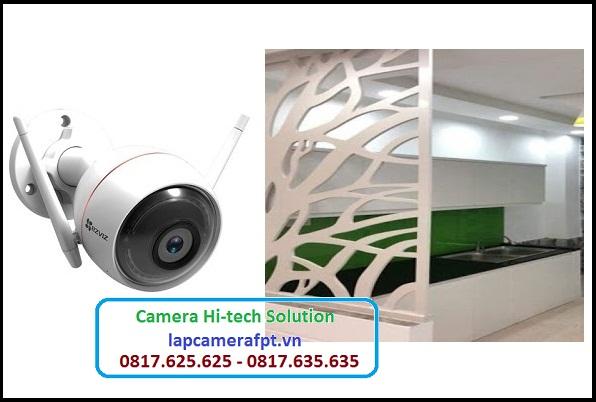 Lắp đặt camera giám sát tân uyên