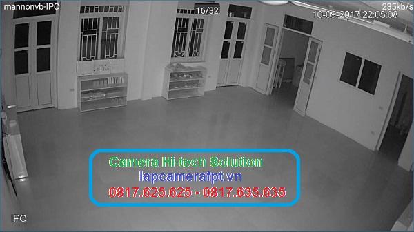 Lắp đặt camera giám sát ở quận gò vấp