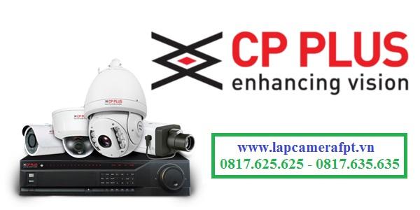 Đơn vị lắp đặt camera Cp Plus uy tín hiện nay