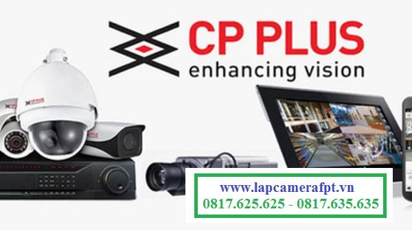 Các dòng camera Cp Plus hay được khách hàng lựa chọn