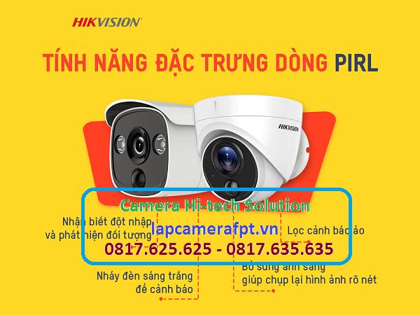 Sở hữu công nghệ IP66 cho phép camera Hikvision 1.0MP siêu chống nước