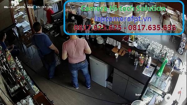 Giám sát hình ảnh quay được từ camera Hikvision mọi lúc mọi nơi qua điện thoại