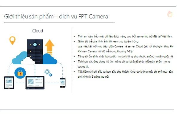 Lợi ích khi sử dụng dịch vụ Fpt camera là gì