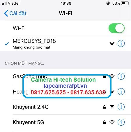 cài đặt và sử dụng router wifi Mercury