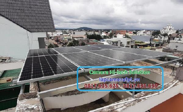 Chi phí lắp hệ thống điện mặt trời 2KW giá bao nhiêu tiền