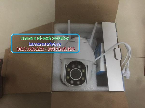 Camera WiFi Yoosee PTZ 360 độ