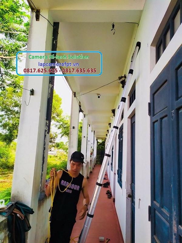 Lắp đặt camera tại huyện Hóc Môn