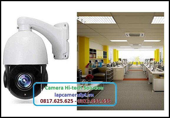 Lắp đặt camera giám sát tại Hóc Môn