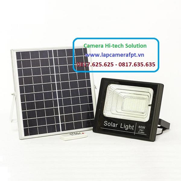 Đèn năng lượng mặt trời JD-8860L - 60w