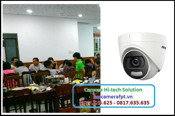 Lắp đặt camera ở tại Bình Định