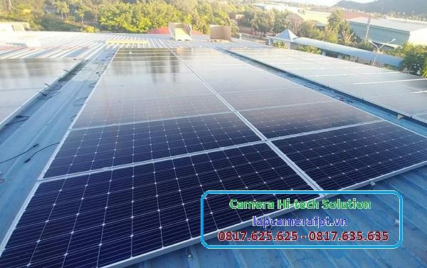 Lắp đặt năng lượng mặt trời ở Long Xuyên