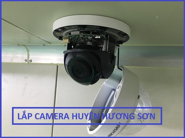 lắp camera huyện Hương Sơn
