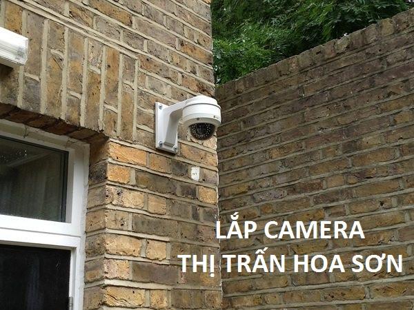 lắp camera thị trấn Hoa Sơn