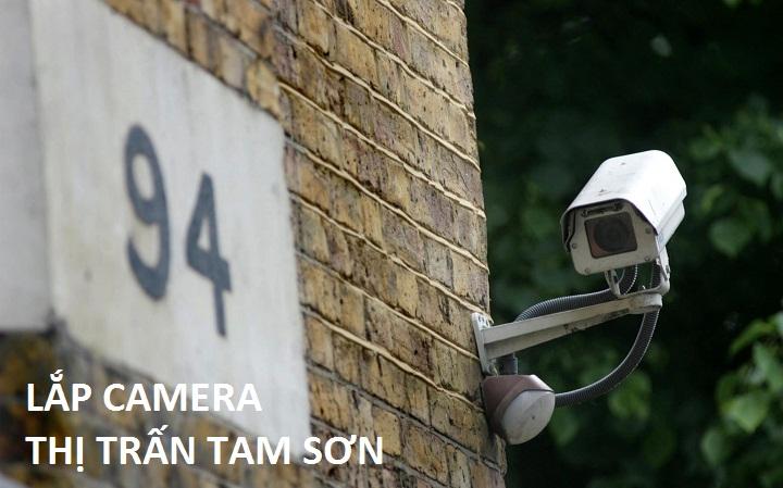 lắp camera thị trấn Tam Sơn