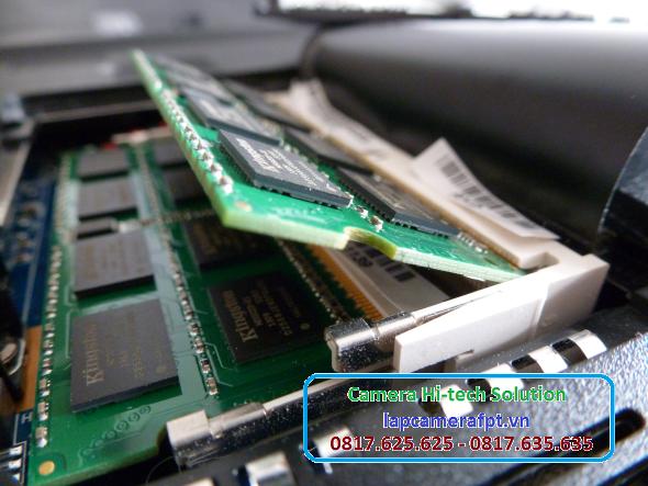 Nâng cấp RAM hay thay Ram mới