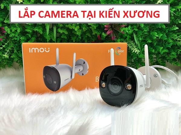 Lắp Đặt Camera Huyện Kiến Xương